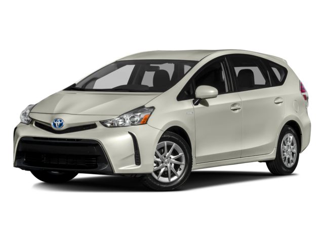 2017 Toyota Prius V Two (Natl) Station Wagon