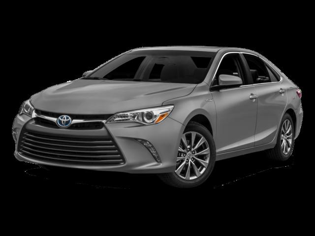 2017 Toyota Camry Hybrid LE 4D Sedan