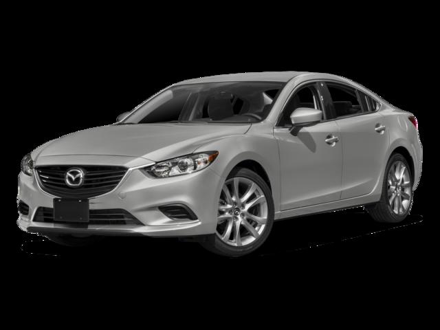 2017 Mazda Mazda6 i TOURING M/T Sedan