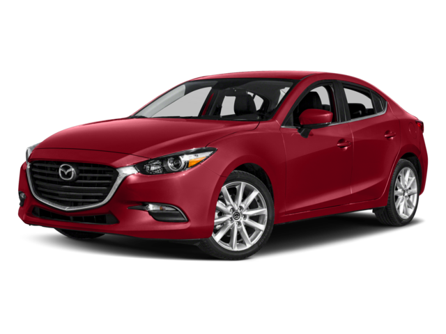 2017 Mazda Mazda3 TOURING AUTOMATIC Sedan