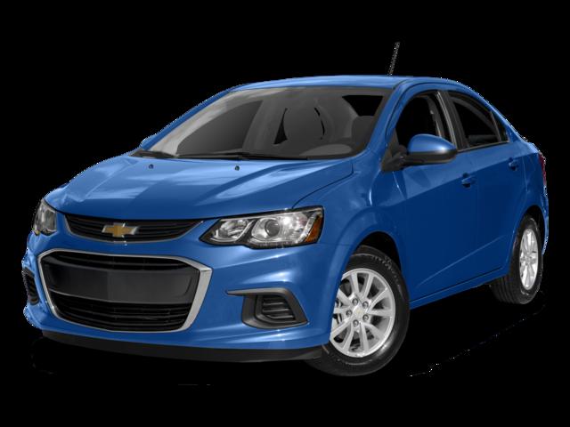 2017 Chevrolet Sonic LT 4D Sedan
