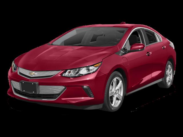2017 Chevrolet Volt LT 5D Hatchback