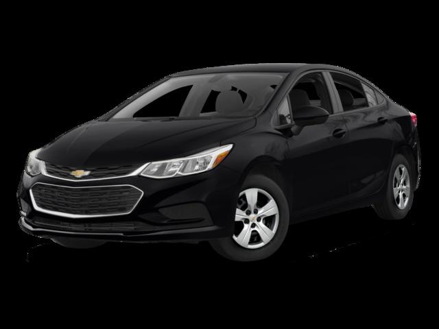 2017 Chevrolet Cruze LS 4D Sedan