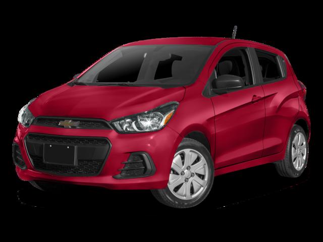 2017 Chevrolet Spark LS 5D Hatchback