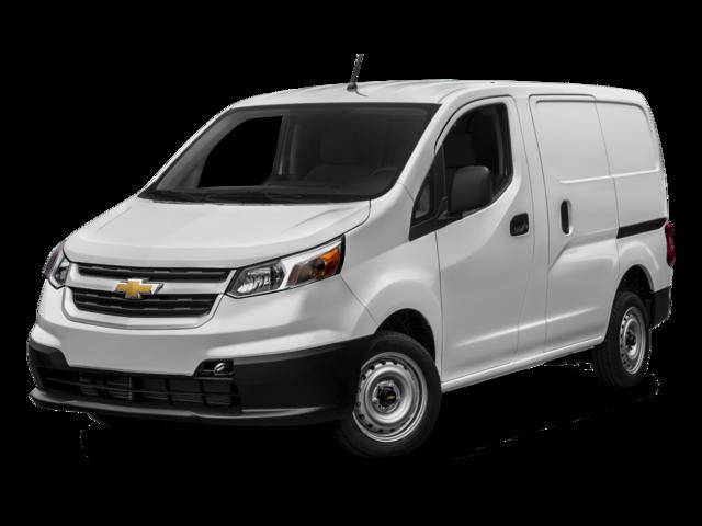 2017 Chevrolet City Express 1LS Cargo Van