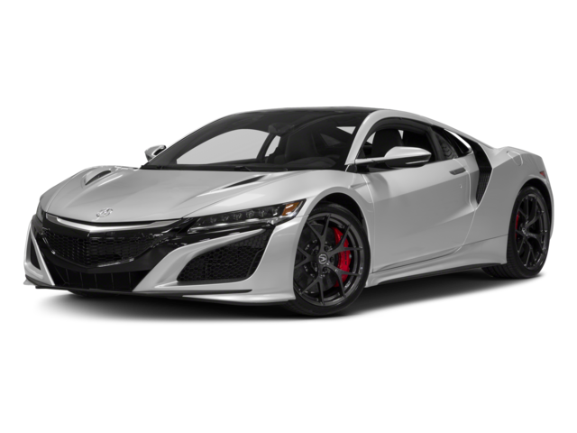 2017 Acura NSX Base (DCT) 2D Coupe
