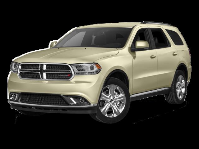 2016 Dodge Durango Limited 4D Sport Utility