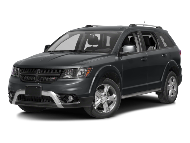 2016 Dodge Journey Crossroad 4D Sport Utility