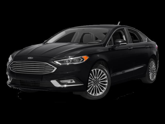 2017 Ford Fusion Sport AWD 4dr Car