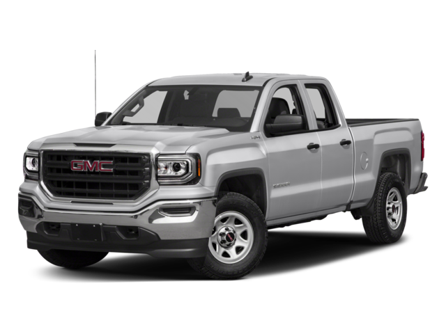 2016 GMC Sierra 1500 DBL CAB 2WD 143.5^^' Truck