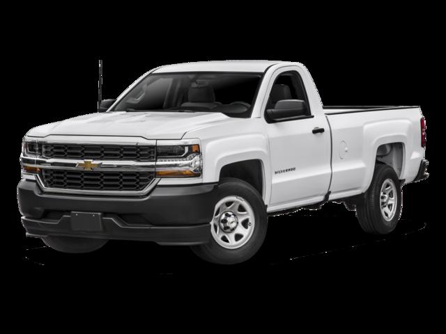 2017 Chevrolet Silverado 1500 REG CAB LS 2WD Truck