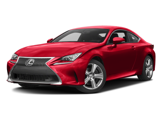 2017 Lexus RC Base (A8) 2dr Car
