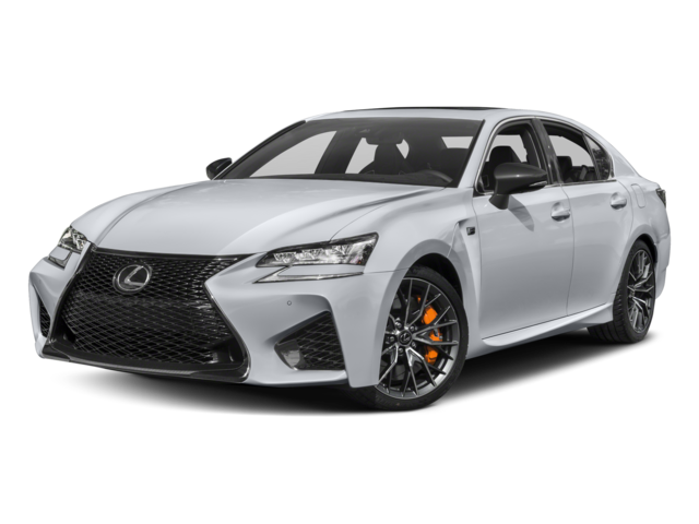 2017 Lexus GS F Base (A8) 4dr Car