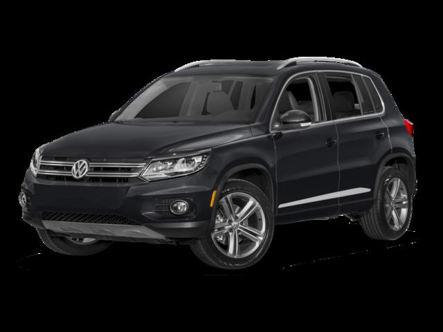 2017 Volkswagen Tiguan Sport 4D Sport Utility
