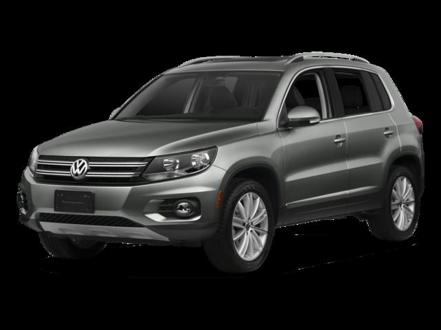 2017 Volkswagen Tiguan Wolfsburg 4Motion 4D Sport Utility