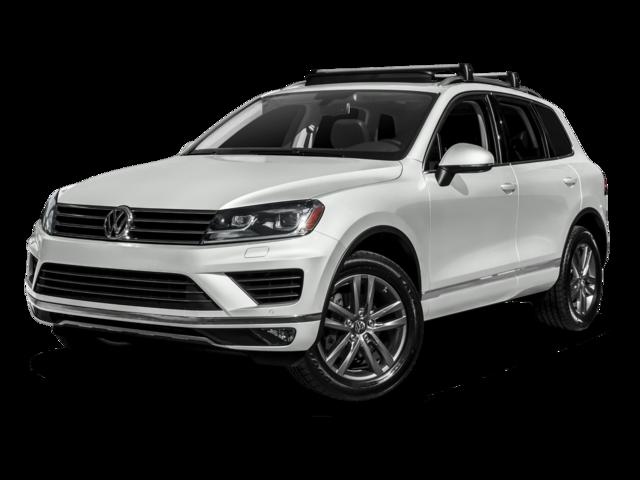 2017 Volkswagen Touareg V6 Sport 4Motion 4D Sport Utility