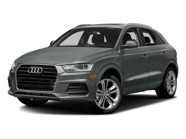 2017 Audi Q3 2.0T Premium (Tiptronic) (No Longer Available For Ordering) 4D Sport Utility