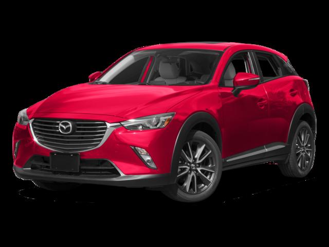 2017 Mazda CX-3 GRAND TOURING AUTO SUV