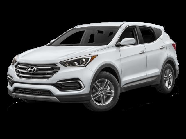 2017 Hyundai Santa Fe Sport 4DR FWD 2.4 SUV