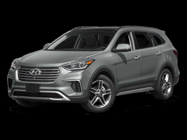 2017 Hyundai Santa Fe LTD ULT FWD SUV