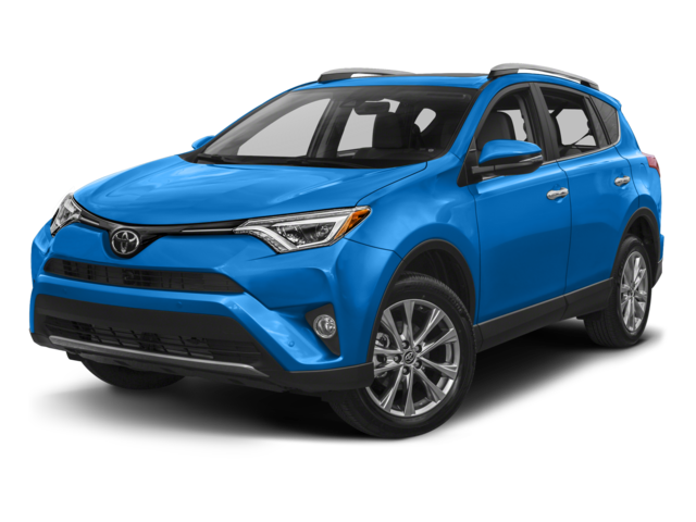 2017 Toyota RAV4 Limited 4D Sport Utility