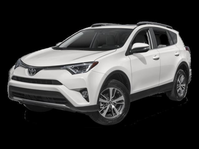 2017 Toyota RAV4 XLE 4D Sport Utility