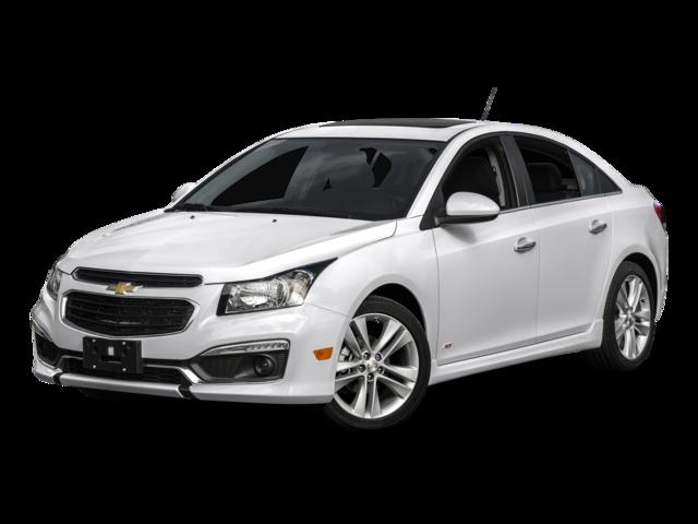 2016 Chevrolet Cruze 1LT 4D Sedan