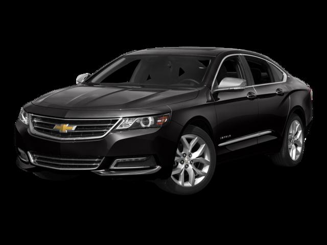 2016 Chevrolet Impala LTZ 4D Sedan