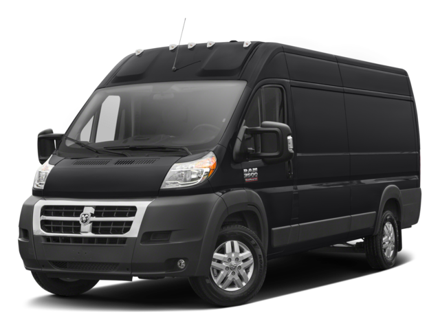 2017 RAM ProMaster 3500 High Roof 159 WB Ext