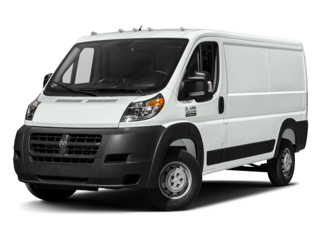 2017 RAM ProMaster 1500 Low Roof 136 WB