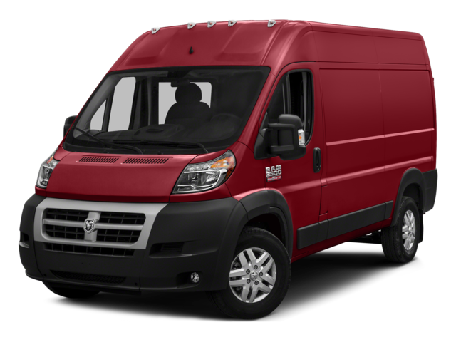 2017 RAM ProMaster 2500 High Roof 136 WB