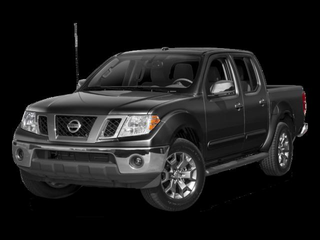 2017 Nissan Frontier SL 4WD SUV