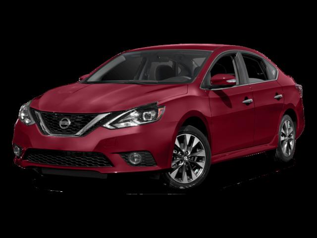 2017 Nissan Sentra SR 4 Dr Sedan