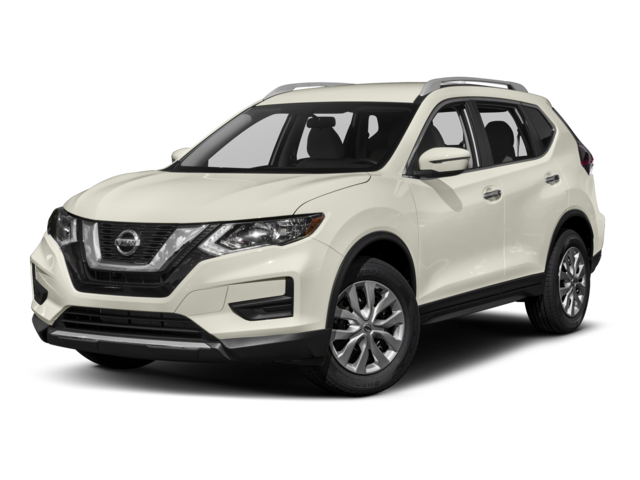 2017 Nissan Rogue S FWD 4 Dr SUV