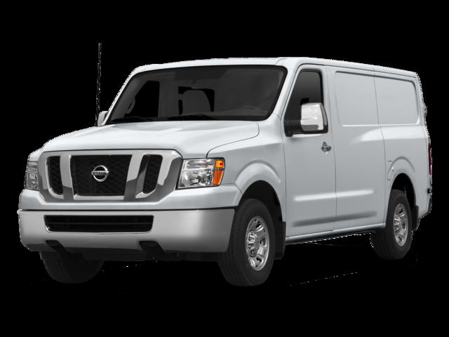 2016 Nissan NV 2500 S Std Roof Cargo Van