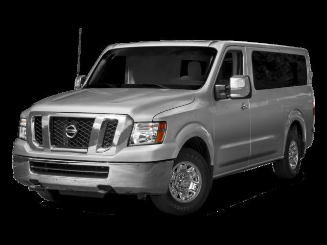 2016 Nissan NVP 3500 SV Passenger Van