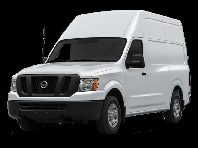2016 Nissan NV 2500 S High Roof Cargo Van