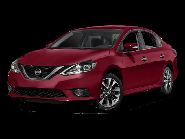 2016 Nissan Sentra SR 4 Dr Sedan