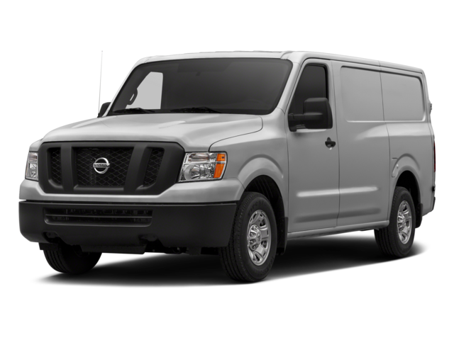 2017 Nissan NV Cargo NV1500 S Standard Roof Cargo Van