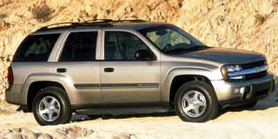 2002 Chevrolet TrailBlazer  - C & S Car Company