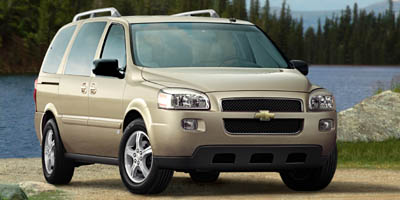 2008 Chevrolet Uplander LS available in Sioux Falls and Des Moines
