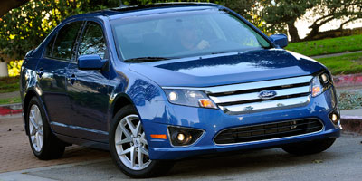 2010 Ford Fusion  - Pearcy Auto Sales