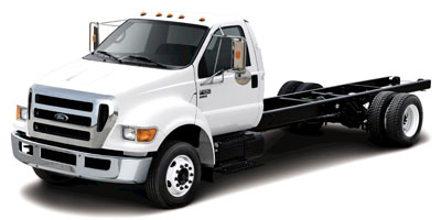 Super Duty F-650 Straight Frame