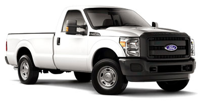 2011 Ford F-250 Super Duty 4WD Regular Cab  - 9015A