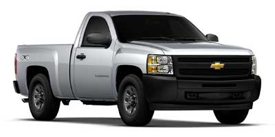 2012 Chevrolet Silverado 1500 Work Truck 4WD Regular Cab  - 2915A