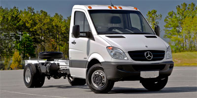 Sprinter Chassis-Cabs