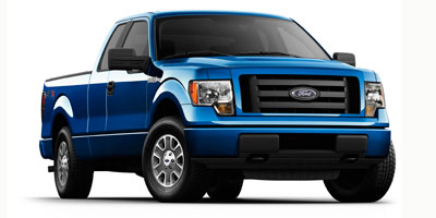 2012 Ford F-150 SUPER CAB 4WD SuperCab  - 102122