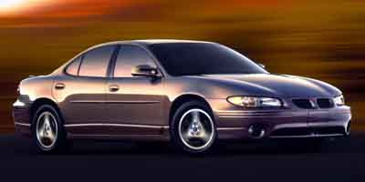 2002 Pontiac Grand Prix 4D Sedan  - R15092