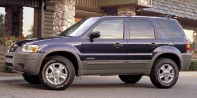 2002 Ford Escape  - C & S Car Company