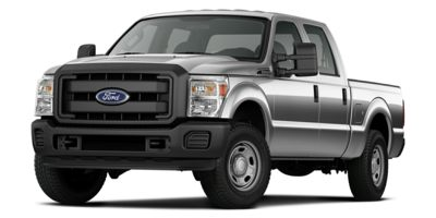 2014 Ford F-250 Super Duty  SRW 4WD Crew Cab  - 8302A